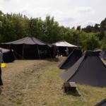 Der Lagerplatz